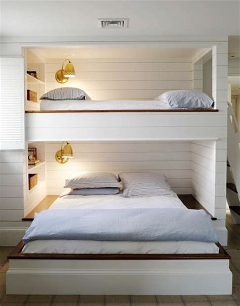 Bunk Beds With Guest Bed