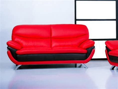 sofa red and black jonus sofa black and red italian leather sofas jonus