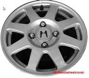4 Lug Honda Rims 63840b Used Rims 15x6 4 Lug 115mm 02 Honda Accord