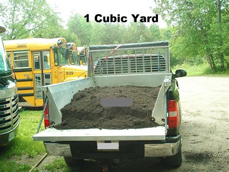 Cubic Yards To Tons Soil Topsoil Barrie Delivery Mix Gravel Mulch Stones