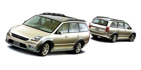 subaru exiga concept subaru exiga 1997 concept cars