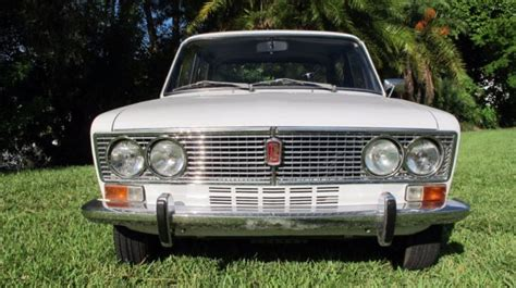 Lada Miami 1974 Lada 2103 Vaz 2103 Ussr Not Fiat 124 Uaz Volga Gaz