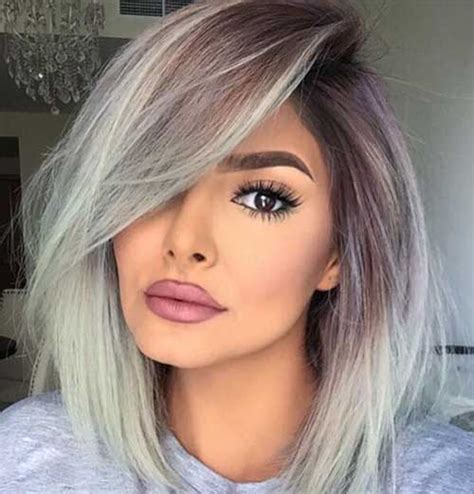 Ombre hair color for short hair   HairStyle Ideas in 2018