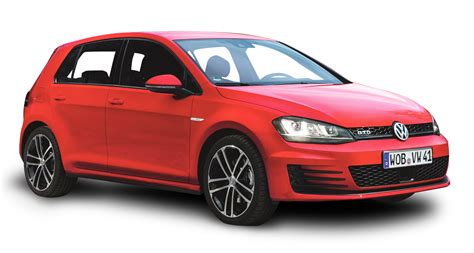 volkswagen car png red volkswagen golf gtd car png image pngpix