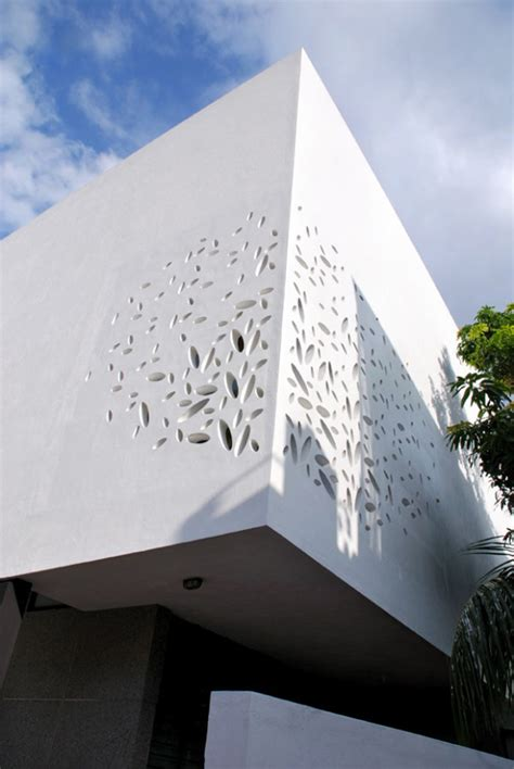 india house design with amazing exterior walls and