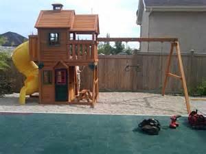 moving a backyard playground winnipeg gogetter moving