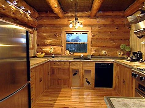 Hgtv Log Cabin Giveaway - log cabin home video hgtv