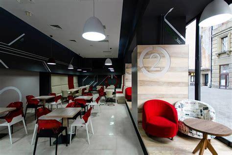 Patisserie Interior by Tempo Patisserie Sleek Interior Design Commercial