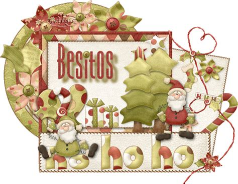 imagenes de feliz navidad para hombres im 225 genes de besos navide 241 os