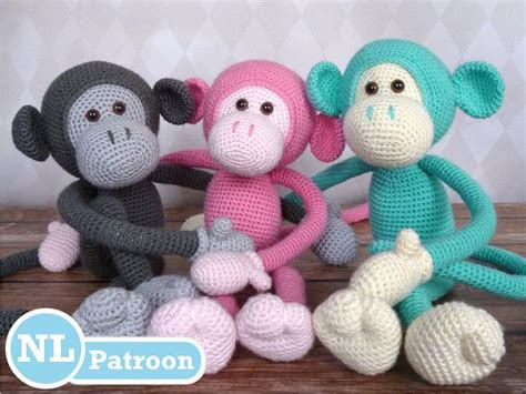 gardinenhalter affe hakeln anleitung the amigurumi crochet pattern
