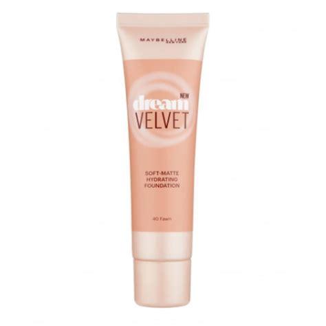 Maybelline Velvet Foundation maybelline velvet foundation choose your shade