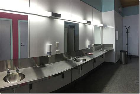 bathroom facilities facilities for cing murchison motorhome park