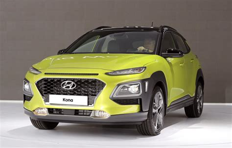 hyundai crossover hyundai launches kona subcompact crossover the morning call