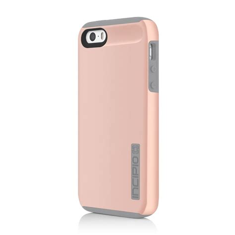 Hardcase Slim Iphone 5 5s Se Gold incipio dualpro iphone 5s se shell gold