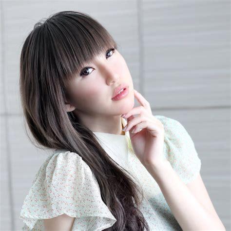 28 model rambut korea wanita yang bisa anda pilih - Model Rambut Wanita Korea