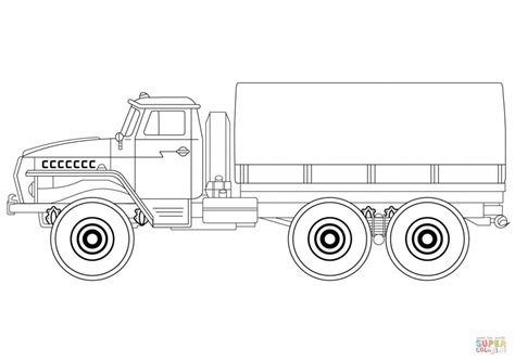 How To Find In The Army How To Draw A Army Truck Pencil Drawing