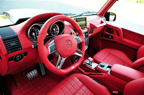 mercedes g wagon red interior g wagon interior 2014 picture wallpaper if only i could