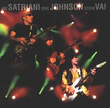 G3 Live Tokyo 2005 joe satriani discography gt g3 live in concert