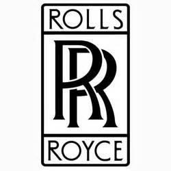 Name Of Rolls Royce Emblem Rolls Royce Logo Findthatlogo