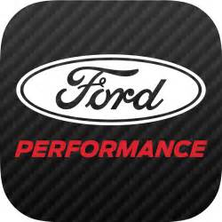 ford debuts performance app at 2016 sema show