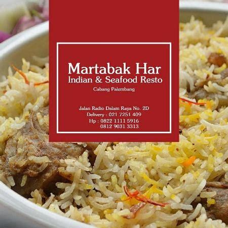 martabak har jakarta restaurant reviews phone number