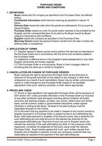 business terms and conditions template terms and conditions templates to write polices for your