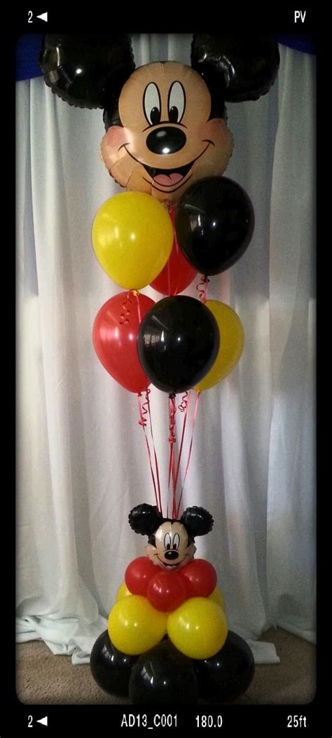 Balon Foil Pentungan Mickey Minnie 25 best ideas about mickey mouse balloons on