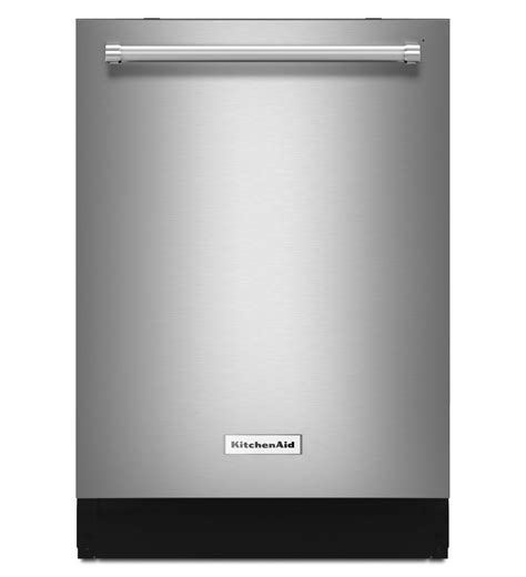 kitchenaid dishwasher 46 dba dishwasher with prowash cycle kdte104ess