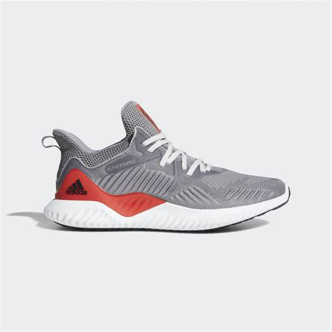running adidas performance alphabounce  greygrey