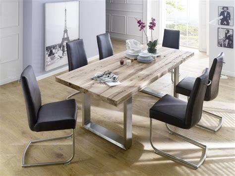 mca furniture esstisch braun real