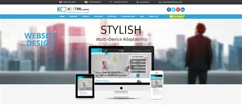 business web design homepage 10 suggestion you should invest in a new website design