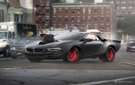 click mechanic renders  utterly bizarre car mashups top