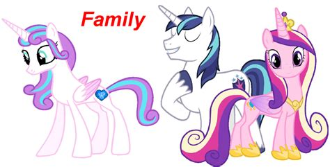 my little pony princess cadence shining armor shining armor and princess cadence family by plami55 on