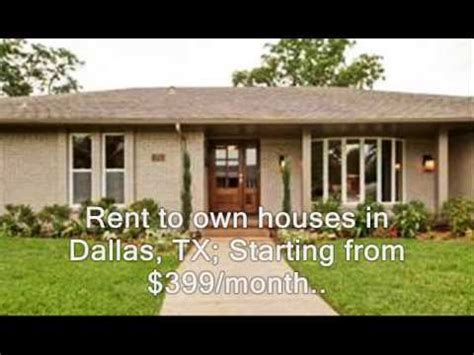 homestarsearch rent to own homes in dallas tx