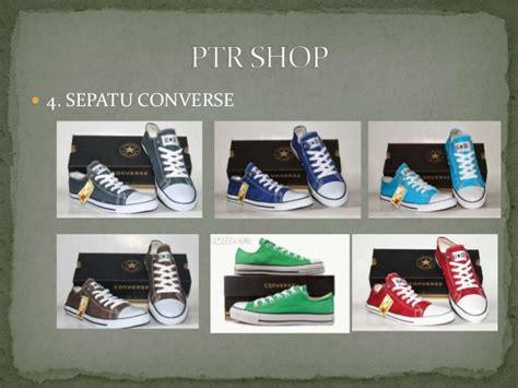 Sepatu Converse Toko Bagus presentasi kpu tentang ide bisnis