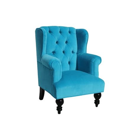 Blue Armchairs by Blue Armchair Chairs