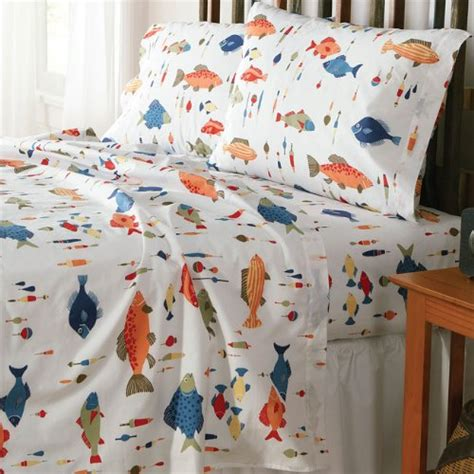 fish bedding fish bedding fishing themed bedding webnuggetz com