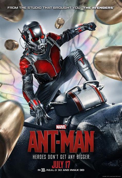 marvel film news 2015 marvel fires off new ant man poster ign