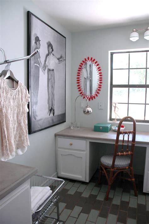 laundry room art  diy clothes pins mirror juniper home