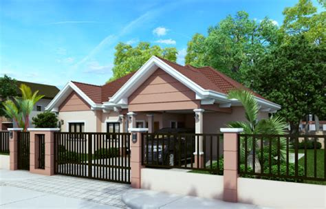 pictures of bungalow houses in the philippines free lay out and estimate philippine bungalow house