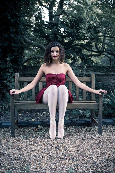 Leora Slit on with the ballet hjorth med h