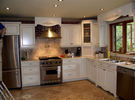Cool Tiles For Kitchen by Whats The Best Kitchen Floor Tile Or Wood Home Ideas Log