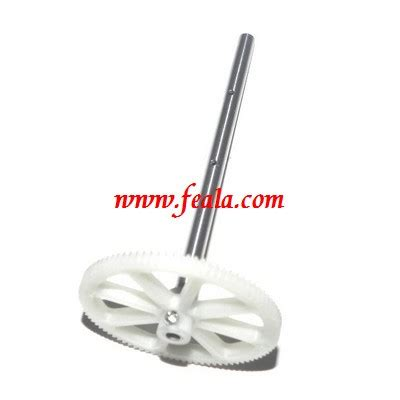 Gear Set Wl V912 wltoys wl v912 rc helicopter wltoys wl v912 helicopter parts gear hollow pipe installed
