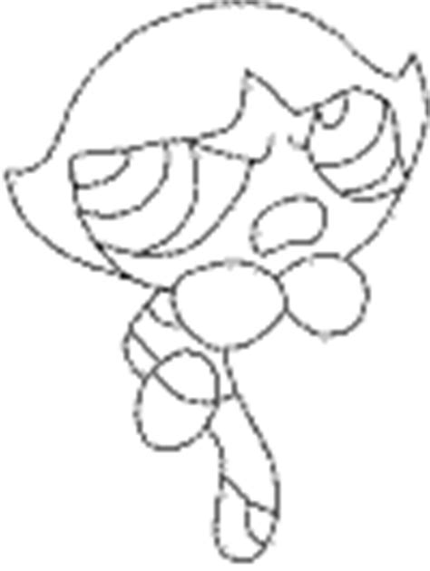 Powder Puff Colouring Pages Powder Puff Coloring Pages Printable