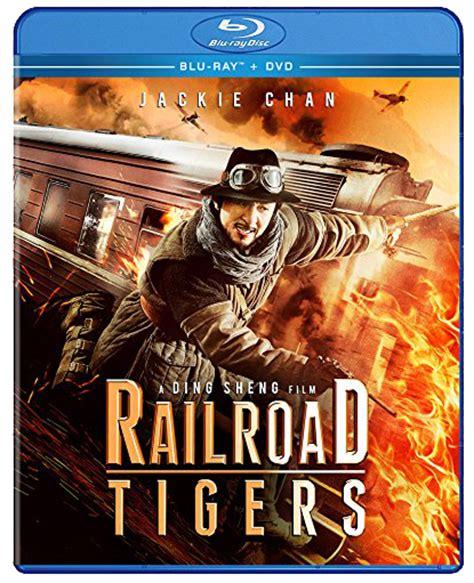 film blu usa deal on fire railroad tigers blu ray only 9 99