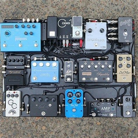 best pedalboard 385 best pedalboards images on guitars