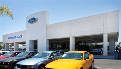 Huntington Beach Ford Auto Dealership Sold for $16.2