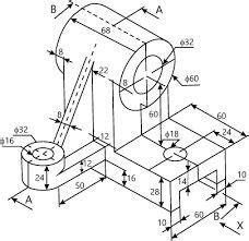 mechanical engineering drawings  story   engineer   read engineering drawing fast