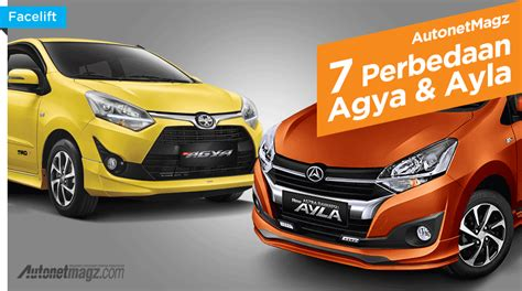 List Chrome Agya Ayla 7 differences of toyota agya vs daihatsu ayla autonetmagz