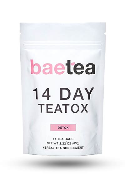 Bae Detox Tea by Baetea Detoxteareviews